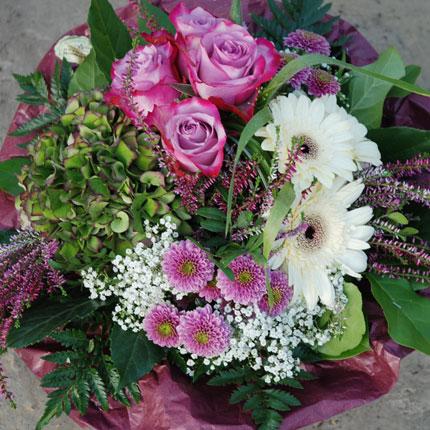 Sporkmann saisonale Blumensträuße